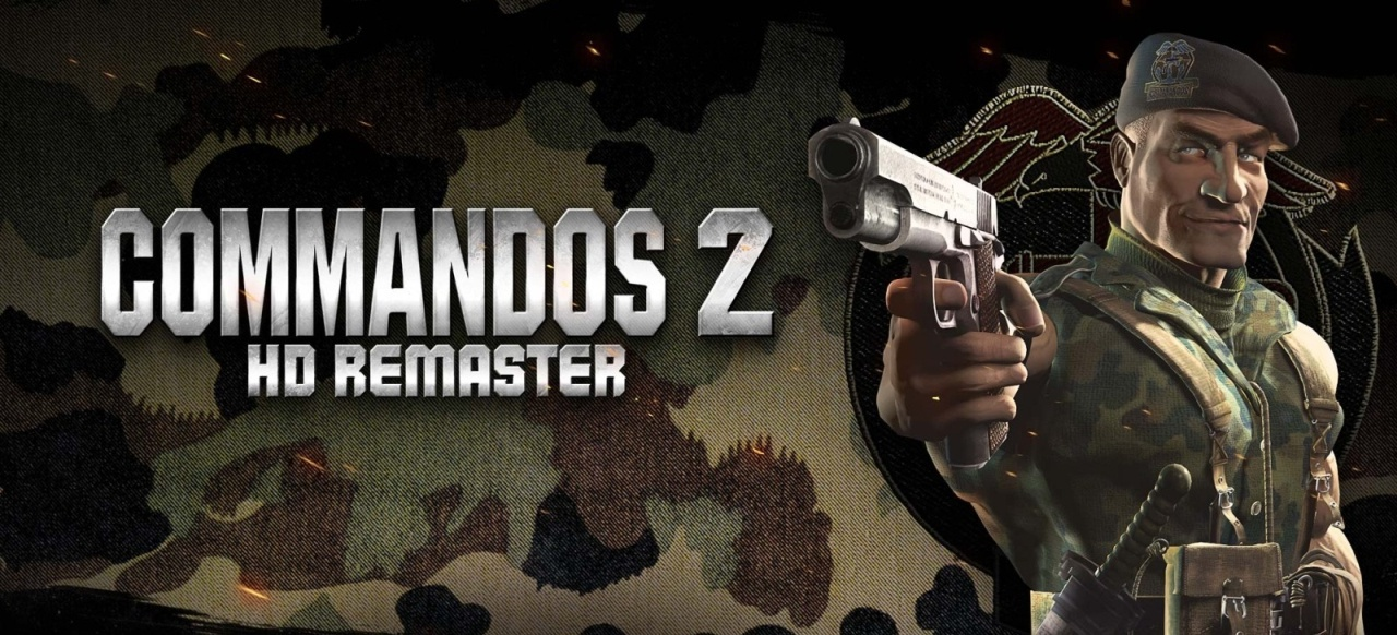 Commandos 2 (Taktik & Strategie) von Eidos Interactive / Remaster: Kalypso Media