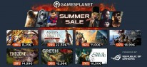 Gamesplanet: Anzeige: Tag 10 des Gamesplanet-Summer-Sale, u.a. mit Dragon Ball FighterZ für 8,25 Euro, Red Dead Redemption 2 für 47,99 Euro oder GreedFall für 28,99 Euro