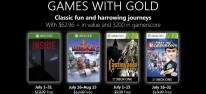 Xbox Games with Gold: Im Juli 2019 mit Inside und Castlevania: Symphony of the Night