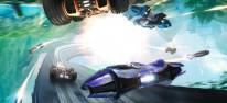 GRIP: Combat Racing: AirBlades-Update bringt Anti-Gravity-Racer und neue Strecken