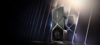 Nvidia GeForce RTX: Verkaufsstart, Zielgruppe und Benchmarks der RTX 3090; allgemein sehr hohe Nachfrage