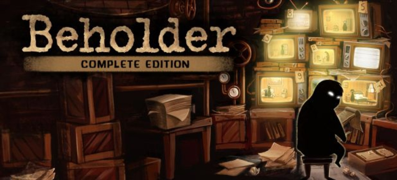 Beholder (Simulation) von Alawar Entertainment / Curve Digital