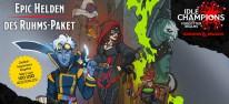 """Epic Games Store: """"Berühmte-Helden-Paket"""" für Idle Champions of the Forgotten Realms derzeit kostenlos"""