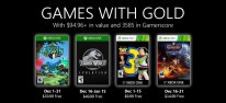Xbox Games with Gold: Im Dezember 2019 mit Insane Robots und Jurassic World Evolution