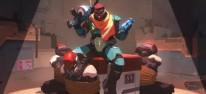 Overwatch: Neuer Held: Feldsanitäter Baptiste macht sich bereit; Details zu seinen Fähigkeiten