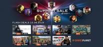 Gamesplanet: Anzeige: Summer-Sale, Tag 6: Vampyr für 19,99 Euro, Two Point Hospital für 13,99 Euro u.v.m.