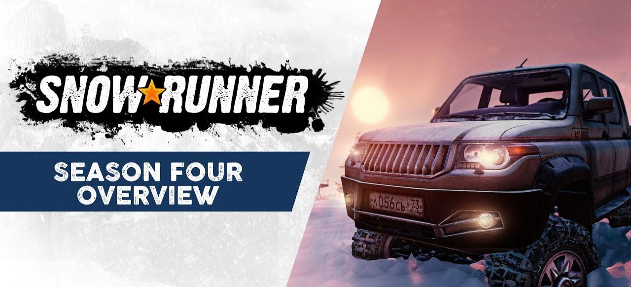 SnowRunner (Simulation) von Focus Home Interactive / astragon Entertainment
