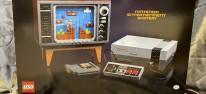 Lego: Gerücht: Nintendo Entertainment System (NES) und Röhrenfernseher zum Nachbauen