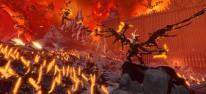 Total War: Warhammer 3: Legendärer Kommandant des Khorne: Skarbrand der Ausgestoßene