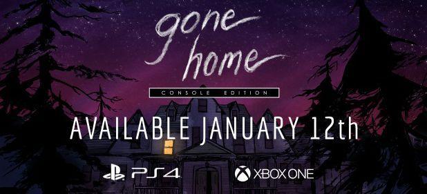 Gone Home (Adventure) von The Fullbright Company