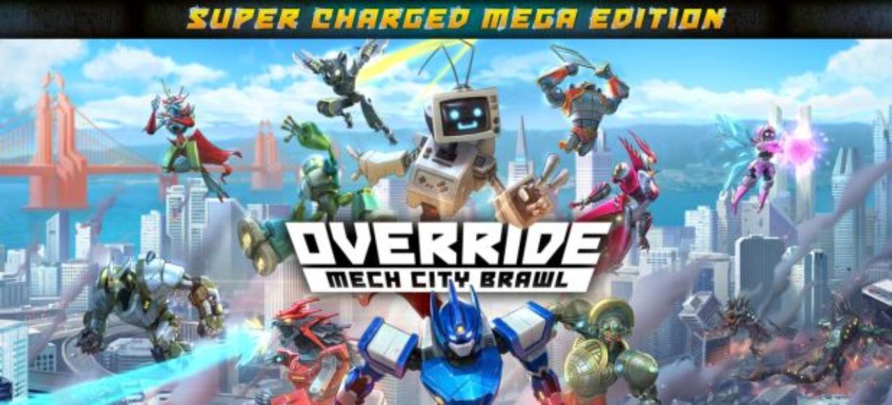Override: Mech City Brawl (Prügeln & Kämpfen) von Modus Games