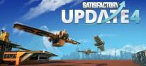 Satisfactory: Update 4 im Epic Games Store und auf Steam veröffentlicht