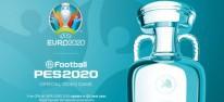 eFootball PES 2020: Exklusive Partnerschaft mit der UEFA und DLC zur EURO 2020 angekündigt