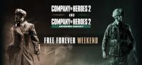 Company of Heroes 2: Gratis- und Rabattaktion auf Steam