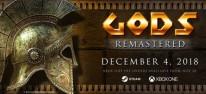 Gods Remastered: Neuauflage des Bitmap-Brothers-Klassikers erscheint Anfang Dezember auf PC und Xbox One