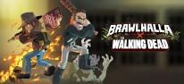 """Brawlhalla: Negan und Maggie als neue """"Epic Crossover"""""""