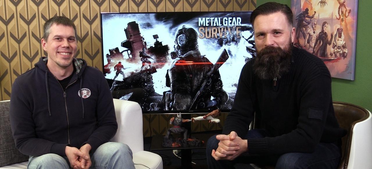 Epilog: Die Spieldesign-Probleme von Metal Gear Survive
