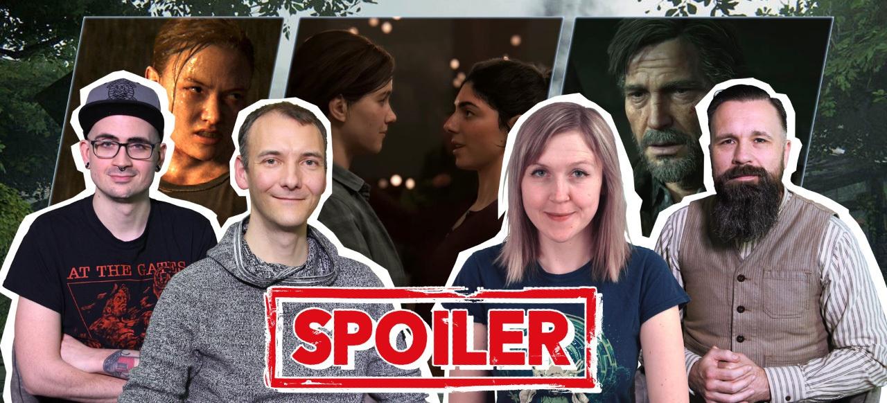 Spoiler-Talk: 4 Redakteure, 4 Perspektiven