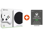 Product Image Xbox Series S inkl. 3 Monate Game Pass Ultimate