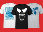 Product Image Flash-Sale: Venom Shirts