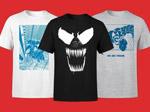 Product Image Flash-Sale: Venom Shirts