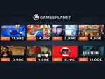Product Image Wochenangebote bei Gamesplanet - Spiele bis zu 90% reduziert