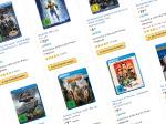 Product Image 10 Blu-rays für 50 Euro