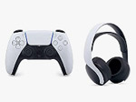 Product Image Sony DualSense Controller + Sony Pulse 3D Headset
