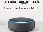 Product Image Echo Dot (3.Generation) mit 6 Monaten Amazon Music Unlimited