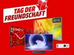 Product Image Tag der Freundschaft: 2-für-1-Aktion für TV-Geräte