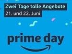 Product Image Amazon Prime Day 2021 am 21./22. Juni