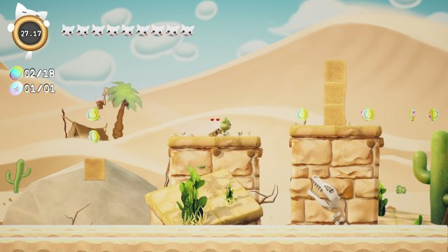 Screenshot - Neko Ghost, Jump! (PC, PS4, Switch, One) 92632849