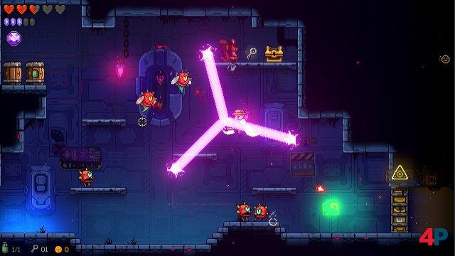Screenshot - Neon Abyss (PC)
