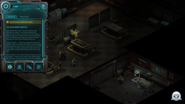Screenshot - Shadowrun Returns (PC) 92465694