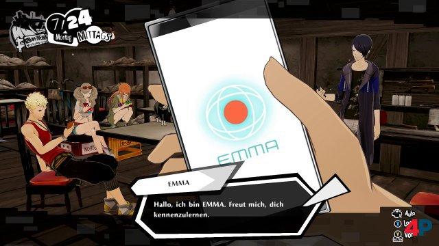 Durch die Smartphone-App EMMA entdecken die Phantomdiebe neue Parallelwelten.