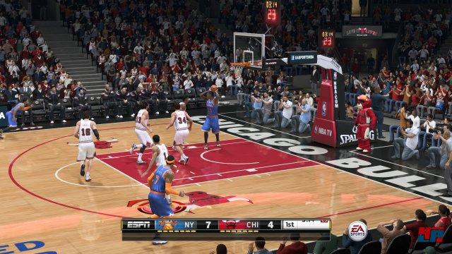 Screenshot - NBA Live 15 (PlayStation4) 92493572