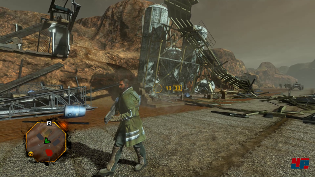 Screenshot - Red Faction: Guerrilla (PC) 92568741