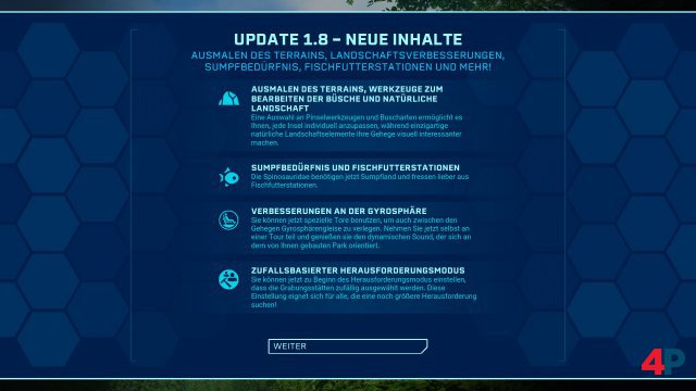 Screenshot - Jurassic World Evolution: Claires Zuflucht (PC)
