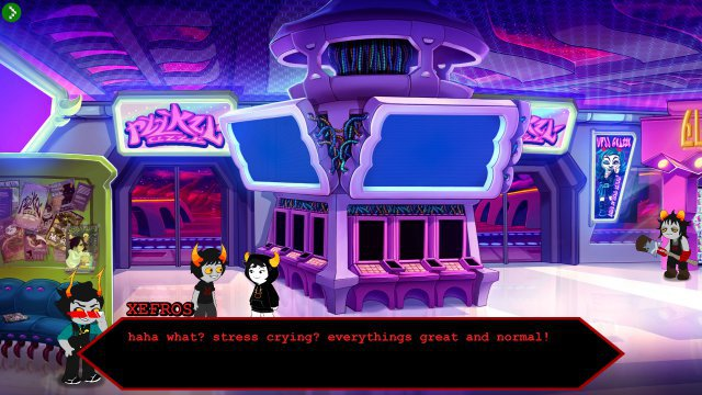 Screenshot - Hiveswap: Act 2 (PC) 92629969