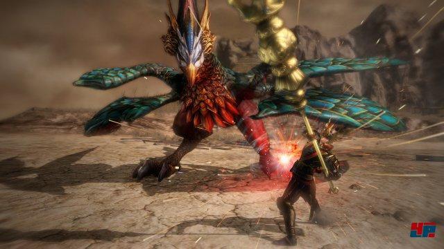 Neue Waffen und neue Monster erweitern die Dämonenjagd.