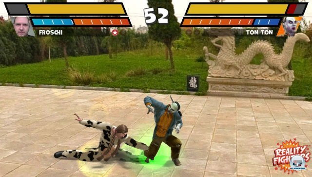 Screenshot - Reality Fighters (PS_Vita) 2320097