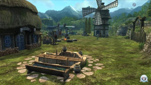 Screenshot - White Knight Chronicles II (PlayStation3) 2226868