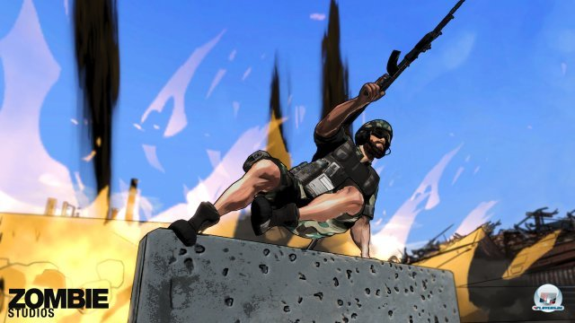 Screenshot - Special Forces: Team X (360) 92447162