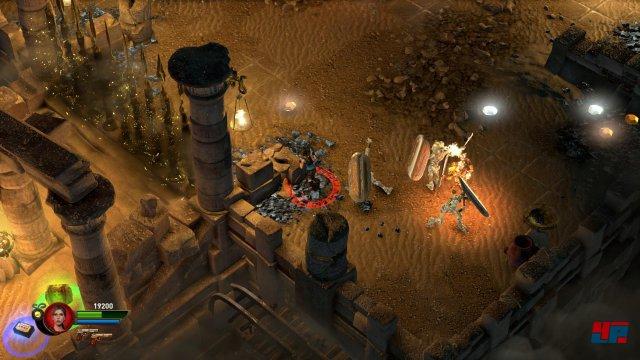 Screenshot - Lara Croft und der Tempel des Osiris (PC) 92496320
