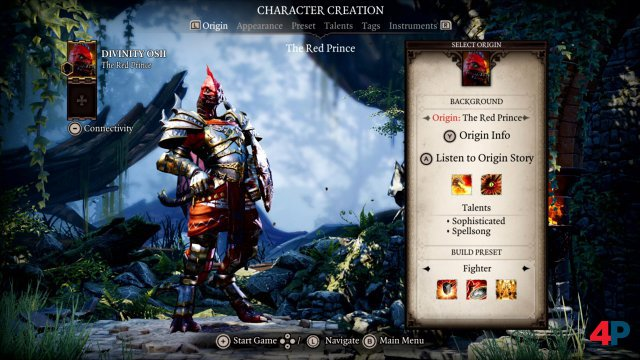 Screenshot - Divinity: Original Sin 2 (Switch) 92597779