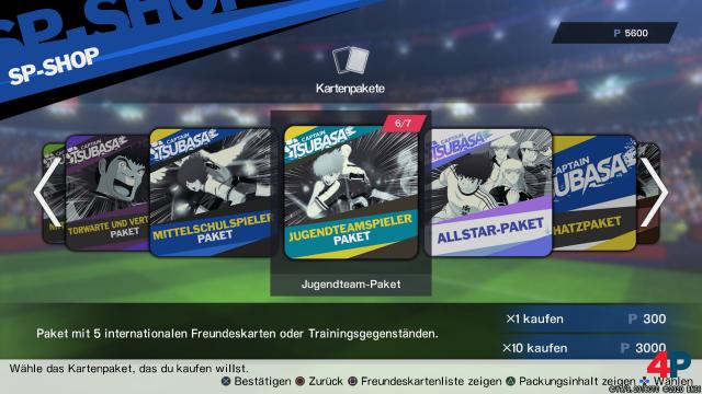 Screenshot - Captain Tsubasa: Rise of New Champions (PS4) 92622582