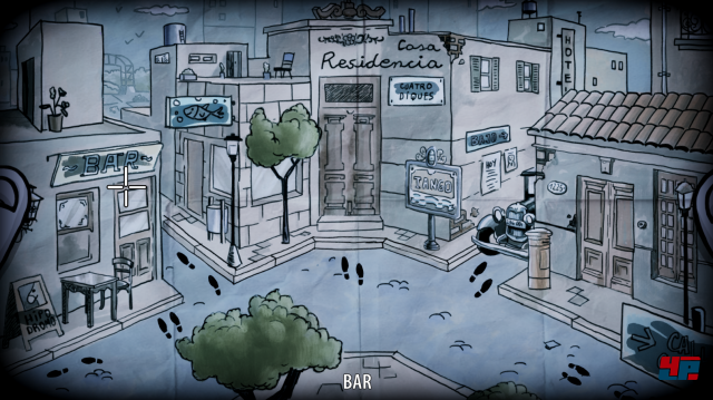 Screenshot - Tango: The Adventure Game (Mac)