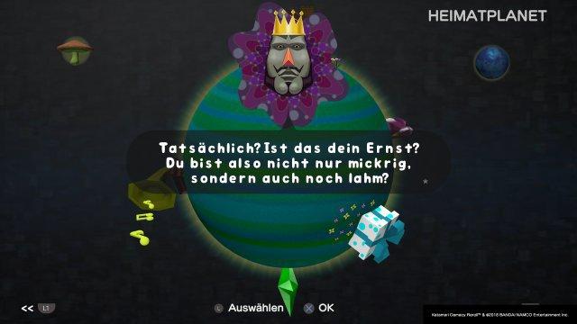 Screenshot - Katamari Damacy (PS4)