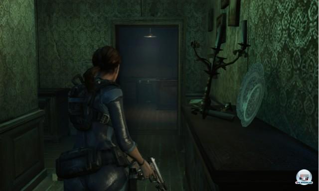 Screenshot - Resident Evil: Revelations (3DS) 2230182
