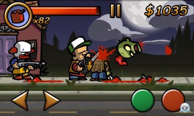 Screenshot - Zombieville USA (Android) 2243267